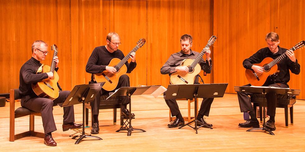 Iowa Guitar Quartet - 10th Anniversary Gala Event