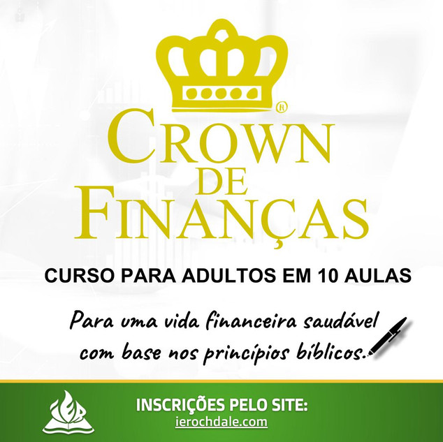 Curso Crown de Finanças Adulto
