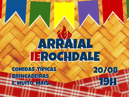 ARRAIAL IEROCHDALE 2016