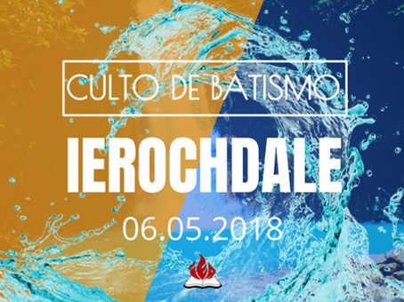 BATISMO 05-2018