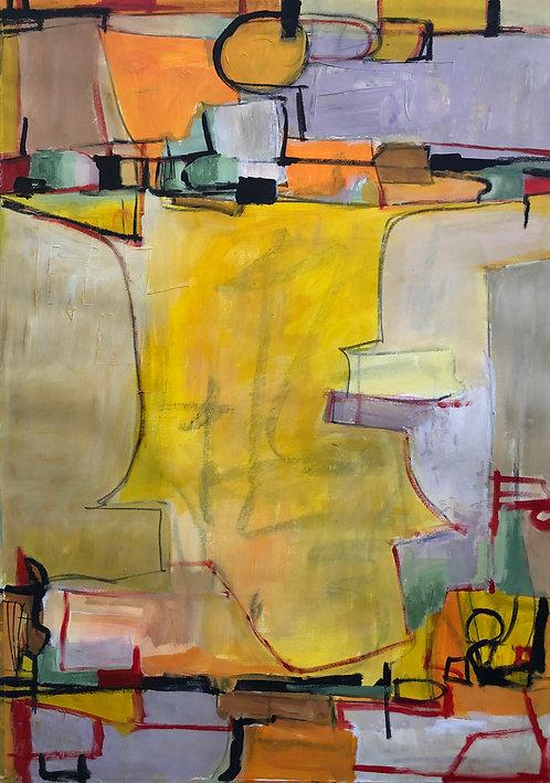 Yellow Ravine