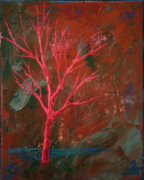 Lil Red Tree