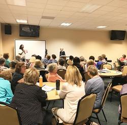 Speaking in Charlotte, NC