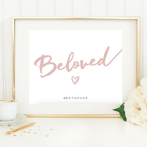 She is Beloved