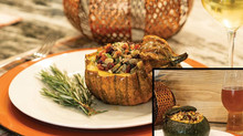 When 2020 Gives You Squash, Stuff It... An Alternative to Traditional Turkey