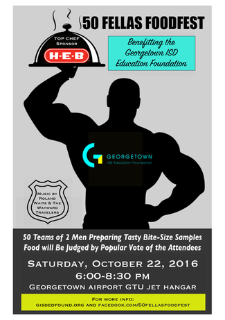 Join us in supporting Georgetown ISD!