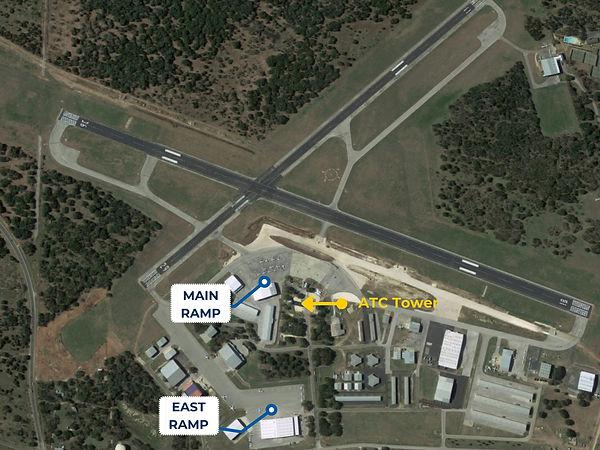 Austin Area Airport, GTU Jet