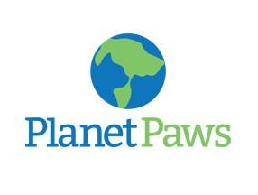 Planet Paws Logo