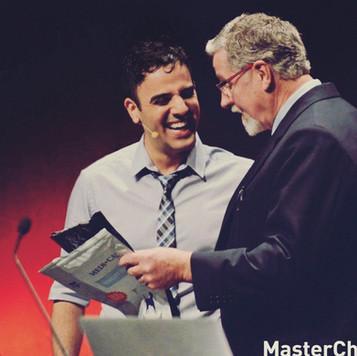 Rodney Habib at MasterChops
