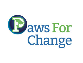 Paws For Change Logo