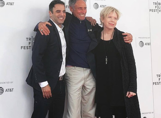 Rodney Walks the Red Carpet at Tribeca Film Festival📸📸🎥🎥