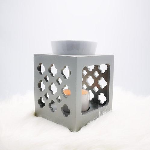 Maroc burner Grey