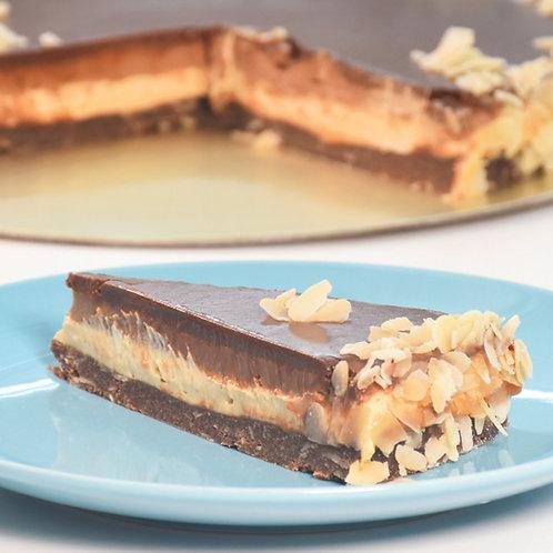 Торта Солен Карамел (4 парчета)