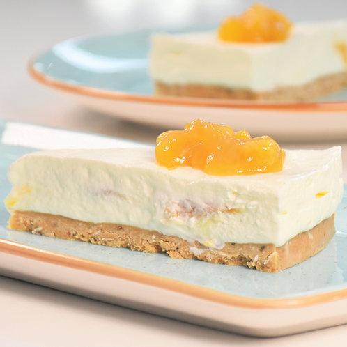Торта Манго Чийзкейк (4 парчета)