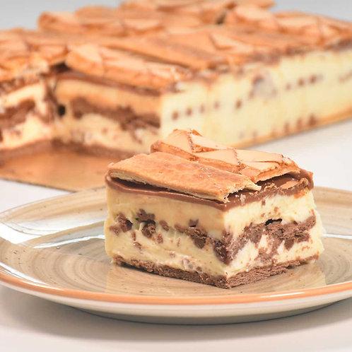 Торта маскарпоне с шоколад и Бейлис (4 порции)