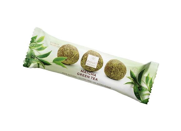 Matcha green tea (pack of 3 truffles)