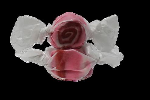 Raspberry & Cream Saltwater Taffy