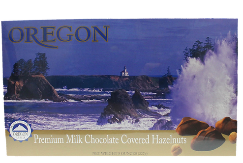 "Hostess Hazelnuts ""Oregon Coast"""