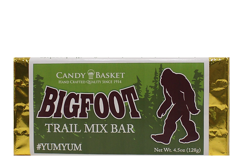 """BIGFOOT"" Trail Mix Bar"