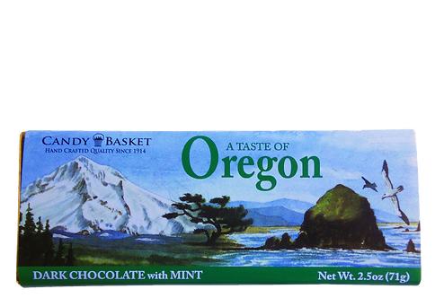 Taste of Oregon Bar with Mint