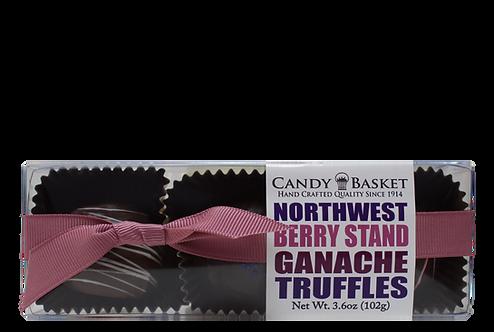 Northwest Berry Stand Ganache Truffles