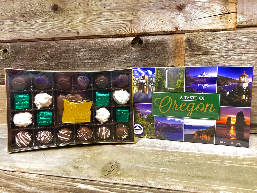 Taste of Oregon Sampler Box