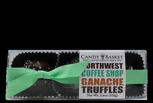 Northwest Coffee Shop Ganache Truffle