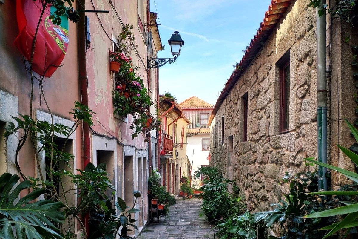 экскурсии в португалии-гид в порту-город