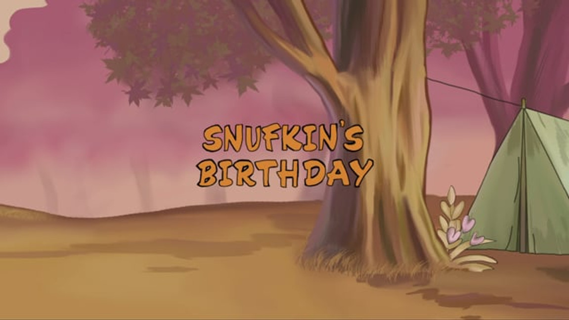 Snufkin's Birthday