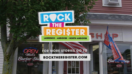 Rock the Register Campaign: North Andover