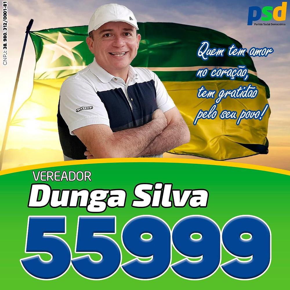 Dunga SIlva Vereador 55999