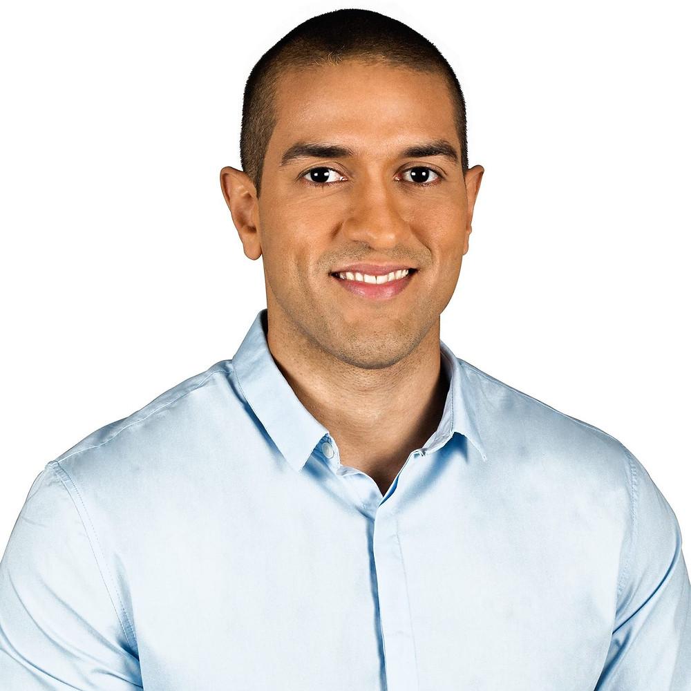 vice-prefeito e pré-candidato a prefeito de Boa Vista, Arthur Henrique