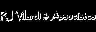 Logo for RJVIlardi & Associates Website Design
