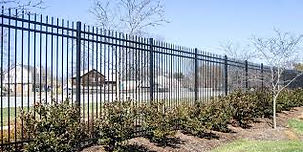 Aluminium Fence for Commercial Property