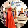 Designer Dress - Blue Rose Trading