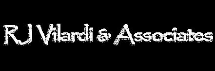 Logo for RJVilardi & Associates Web Design