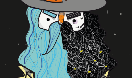 Barba negra y Barba azul