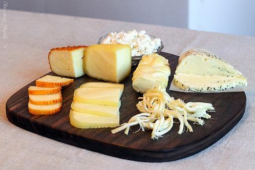 Дегустационный набор сыров, 500 грамм