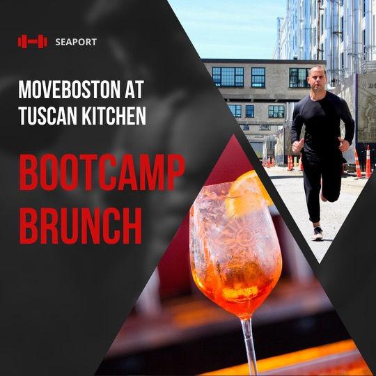 Tuscan Kitchen MoveBoston Bootcamp