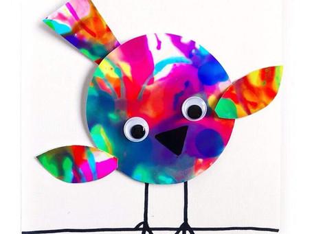 Bird Watch Week w/ MRASP LFH Blog - 03