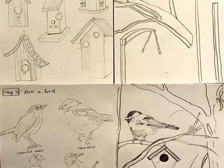 Bird Watch Week w/ MRASP LFH Blog - 02