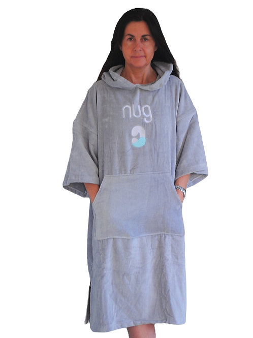 Adult Cotton Changing Robes | Medium