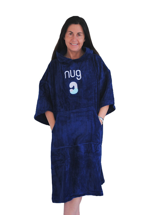 Adult Cotton Changing Robe | Large