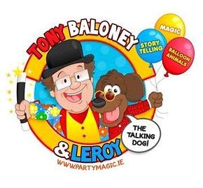 Cork children's entertainer Tony Baloney