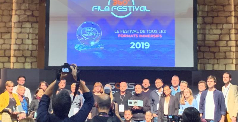 JURY MEMBER @360FilmFestival2019 in Paris
