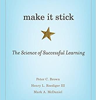 Make It Stick!