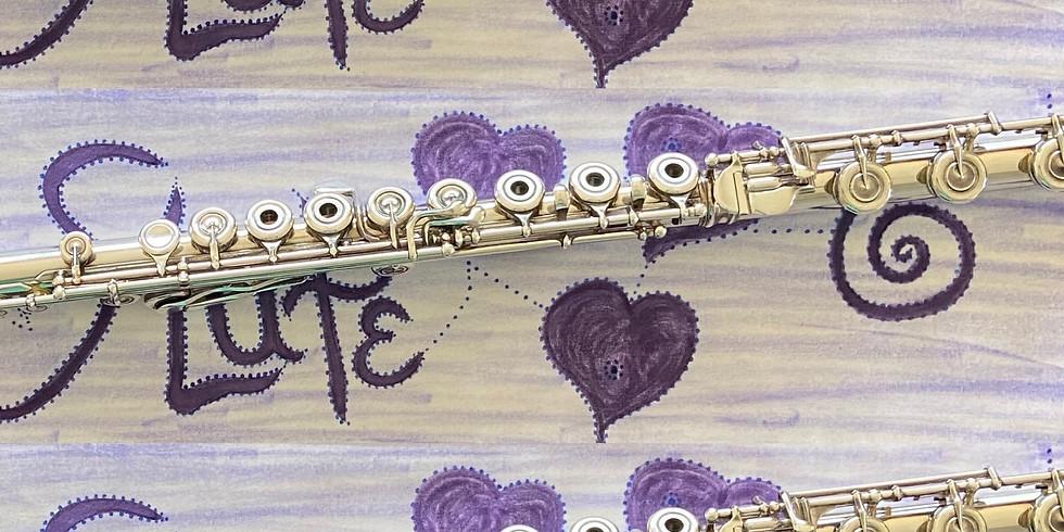 Creative Flutist Classes ~ TX ~ High School ~ Etudes & Ensembles