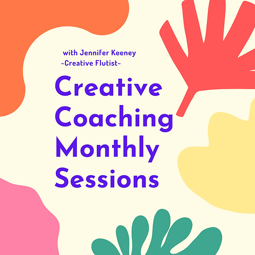 Creative Coaching ~Special Offer~