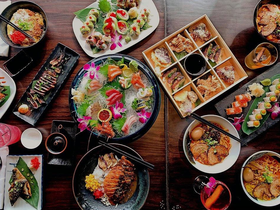 yume ramen sushi
