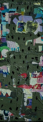 Reegenwald, oil on canvas 60x50cm.